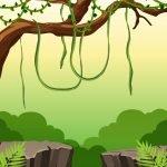 Disney Inspired Murals - Jungle Book