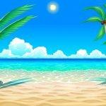 Beach Getaway - Beach and Ocean Mural Ideas